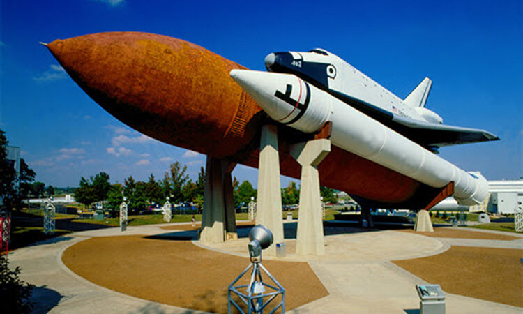 U.S. Space & Rocket Center. Photo courtesy of the U.S. Space & Rocket Center/Space Camp.