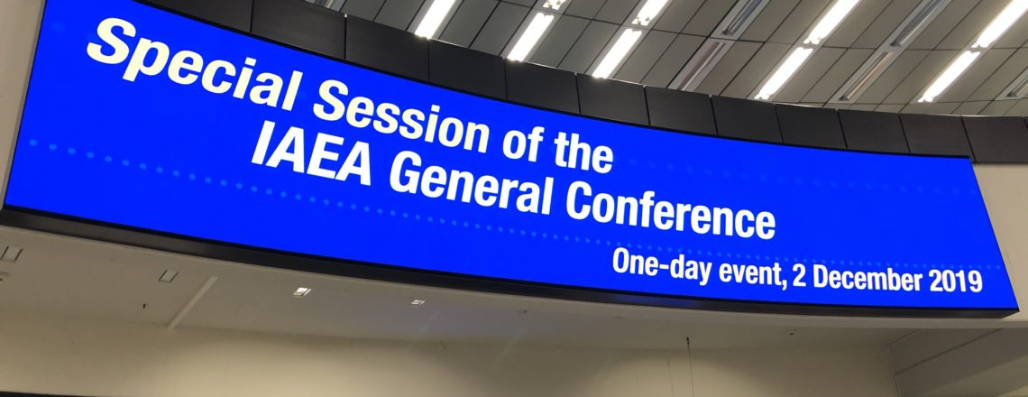 IAEA Member States Approve Appointment of Rafael M. Grossi as Director General