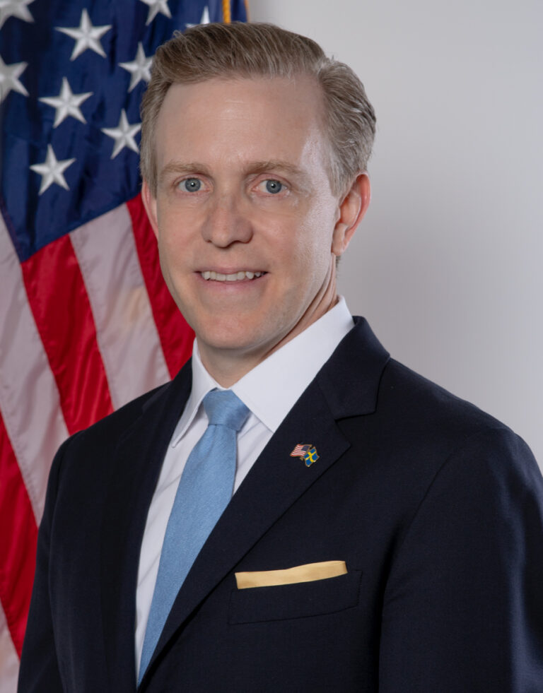 Photo of Ambassador Kenneth A. Howery