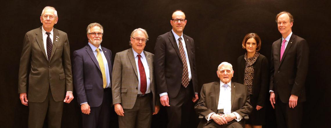 Honoring the 2019 U.S. Nobel Laureates