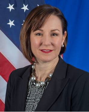 Photo of Charge d'affaires ad interim Pamela Tremont