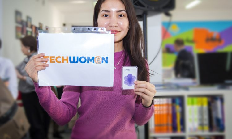 TechWomen in Kazakhstan