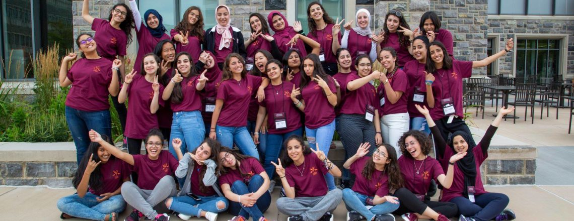 2019 TechGirls Program