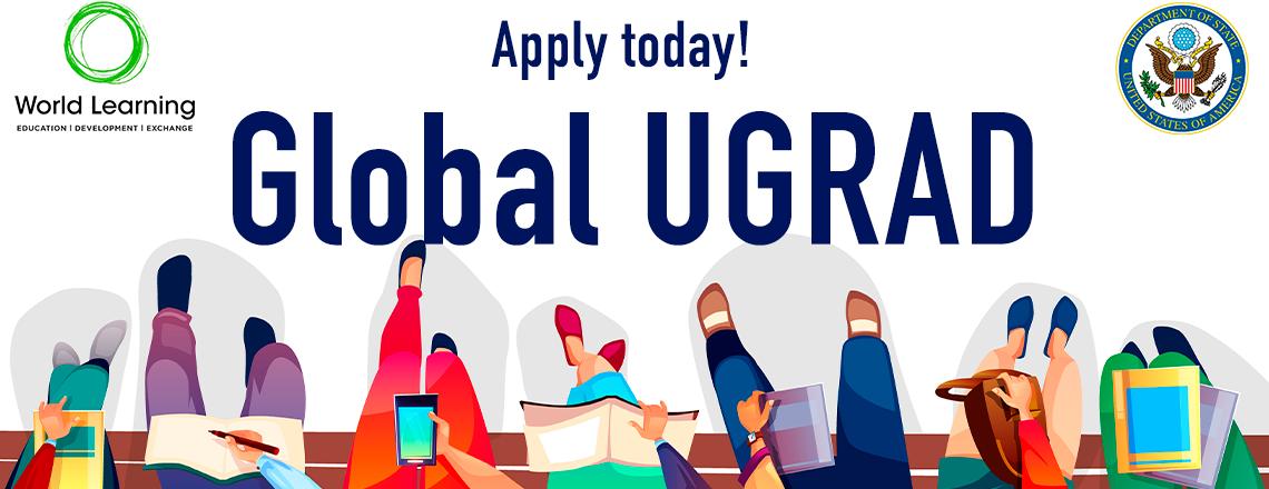 Apply for the 2020-2021 Global UGRAD Program