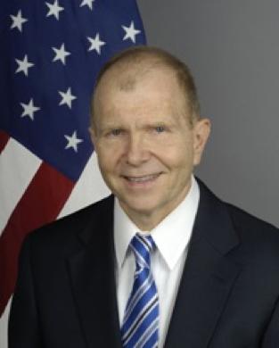 Photo of U.S. Ambassador to Kazakhstan William H. Moser