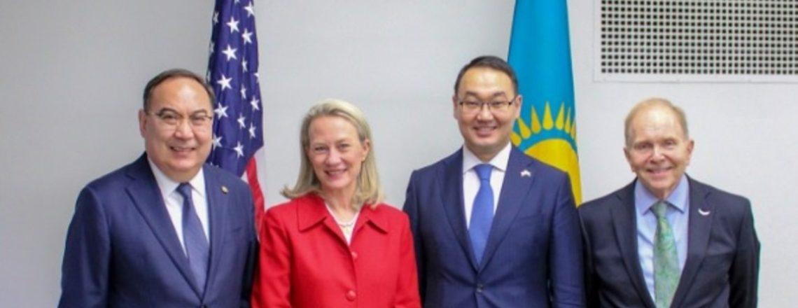U.S.–Kazakhstan Enhanced Strategic Partnership Dialogue