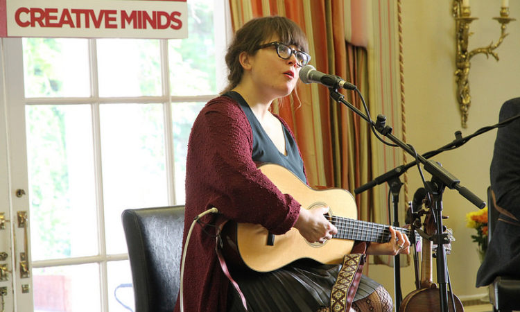 Grammy-winning singer, songwriter, and fiddler Sara Watkins