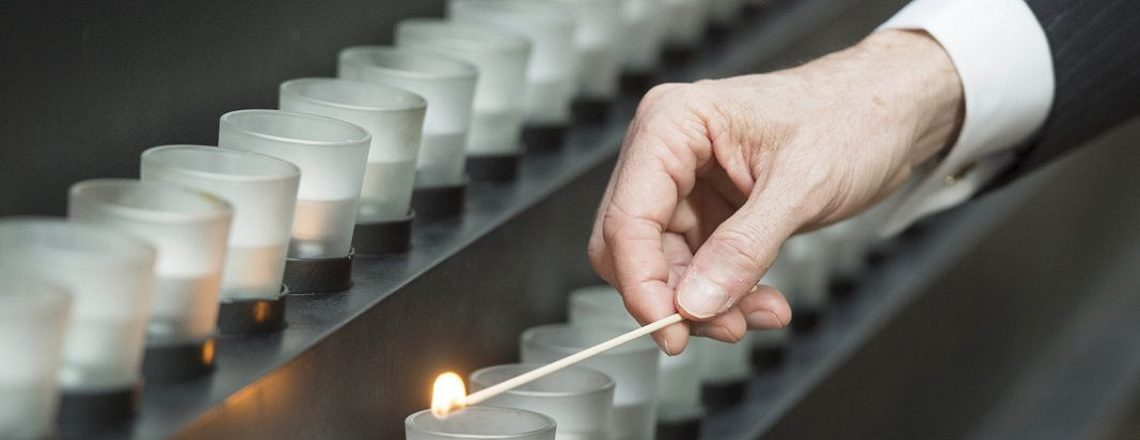 The Holocaust memorialized throughout the world