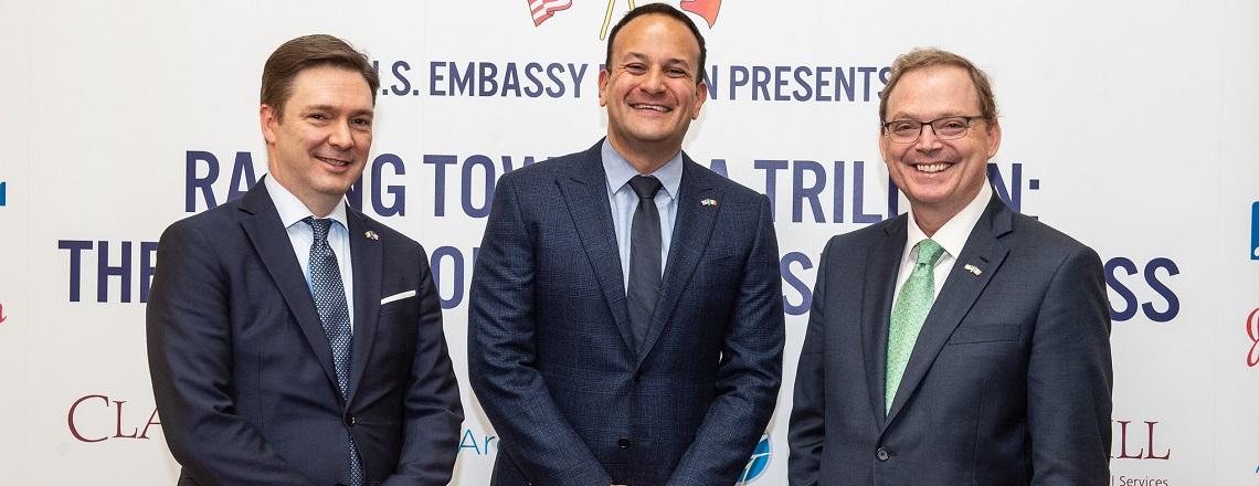 Racing Towards a Trillion: The Future of U.S.-Irish Business
