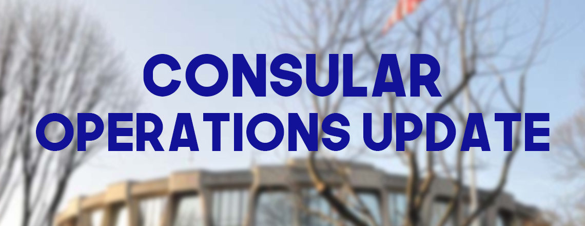 Limited Consular services