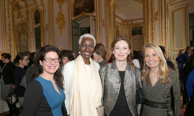Journée Internationale de la Femme le 7 mars à la Résidence de l'Ambassadeur