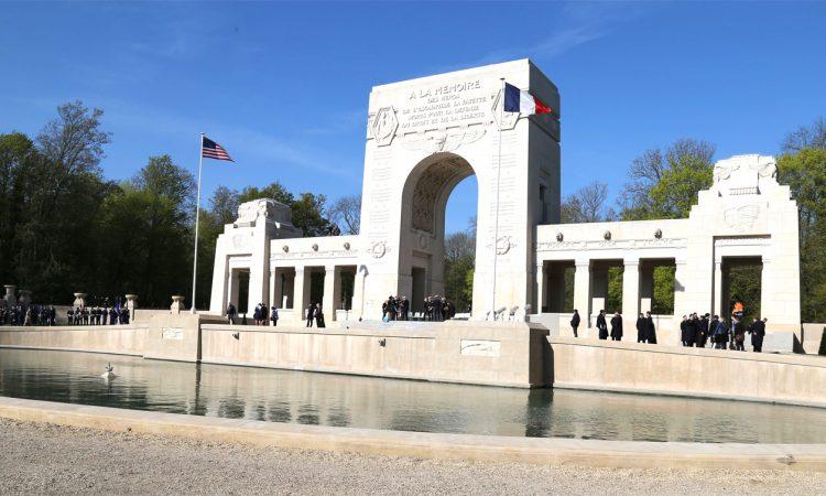 Memorial de l'Escadrille La Fayette