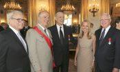 Vendredi 20 mai 2016, Tom Hanks, Tom Brokaw et Nick Mueller ont été décorés de la Légion d'Honneur à la Grande Chancellerie par le Gl Georgelin
