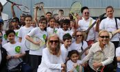 Tennis Courts Inauguration at Aubervilliers (Photo US Embassy)