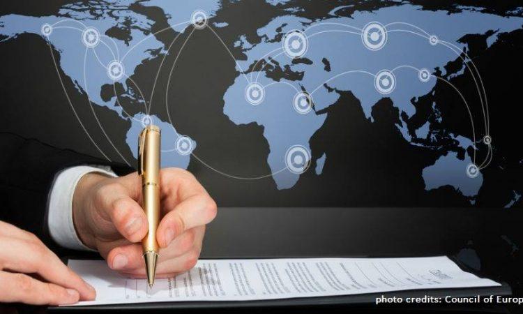 Accord sur la cybercriminalite