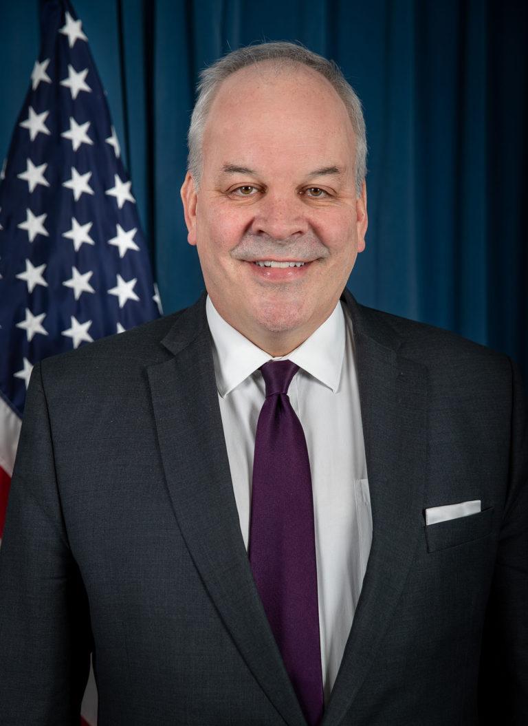 Photo of Chargé d'affaires a.i. Brian Aggeler