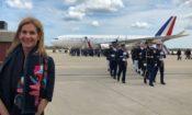 L'Ambassadeur McCourt participe à la visite d'Etat du Président Macron