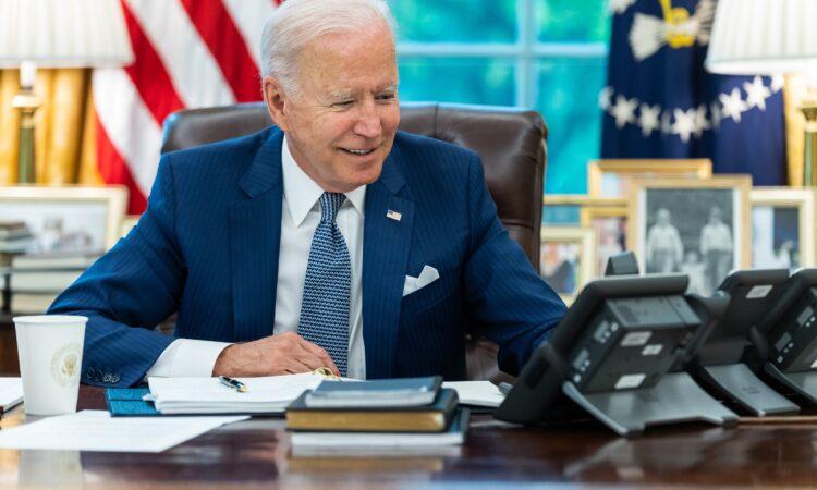 Président Biden