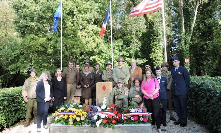 Commémoration à Corny-sur-Moselle - 10 septembre 2017
