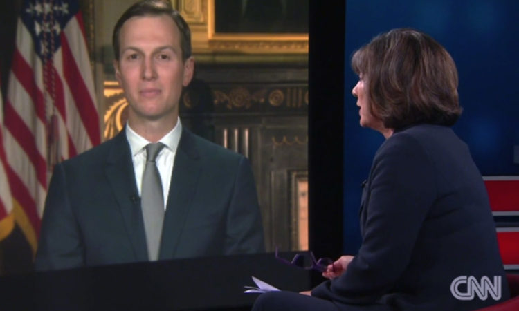 Senior Advisor to the President Jared Kushner interview on CNN
