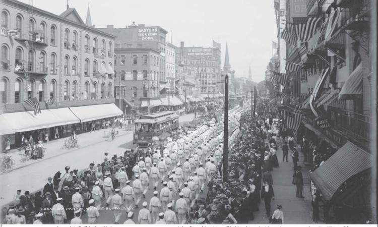 Labor Day Parade NYC