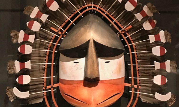 Masque Musée de Boulogne
