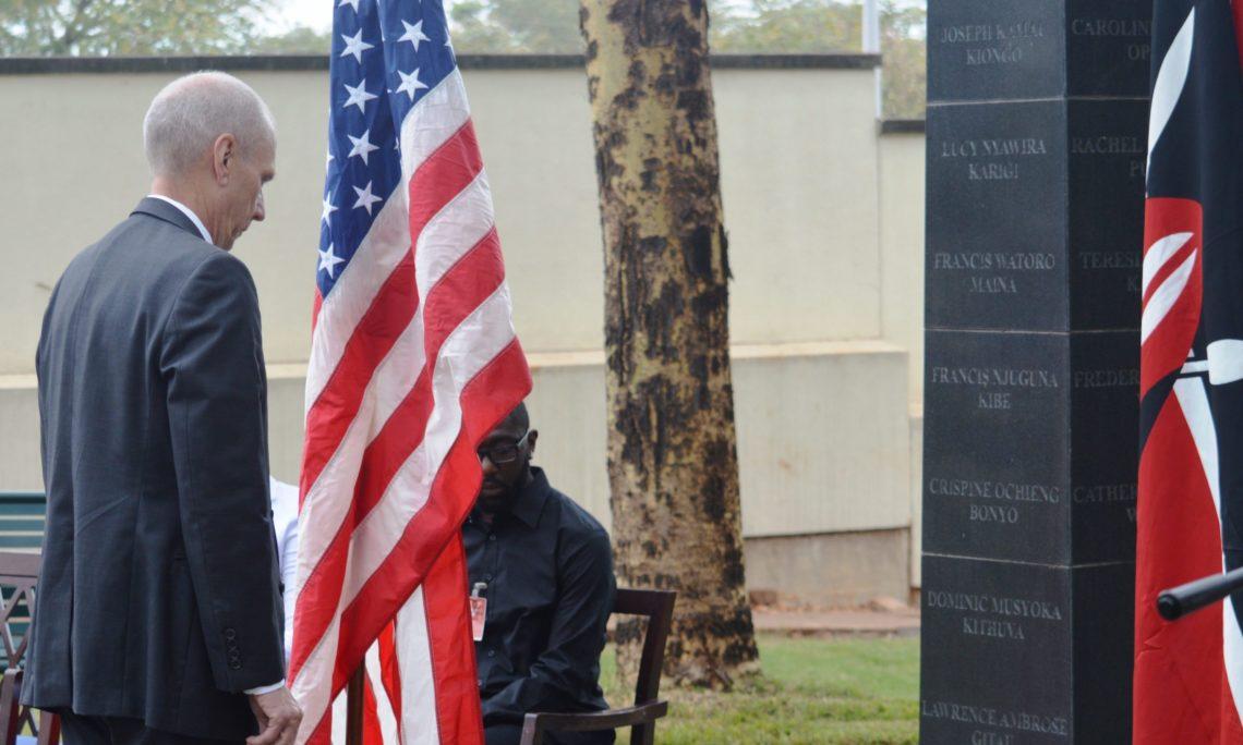 18th Anniversary of Attack on U S  Embassy | U S  Embassy in