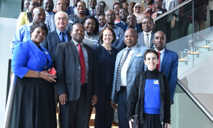PHOTO 2- United States and Kenya Meet to Discuss National Public Health Institute – NPHI
