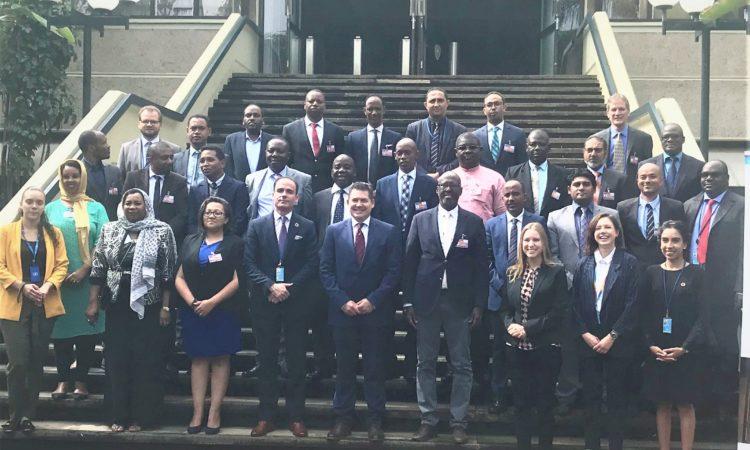 UNODC Regional Senior Officials