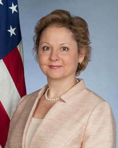 Photo of Ambassador Christine Elder