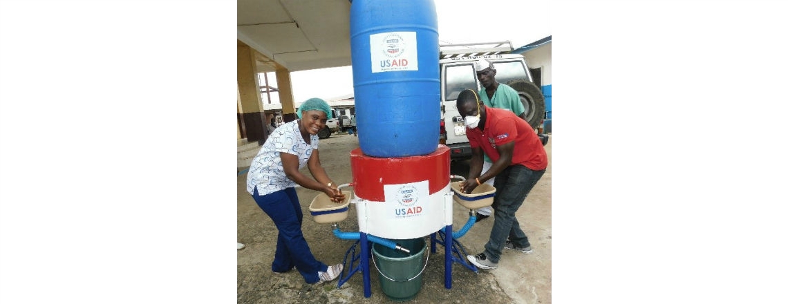 The United States Provides One Million Dollars In Assistance to Liberia