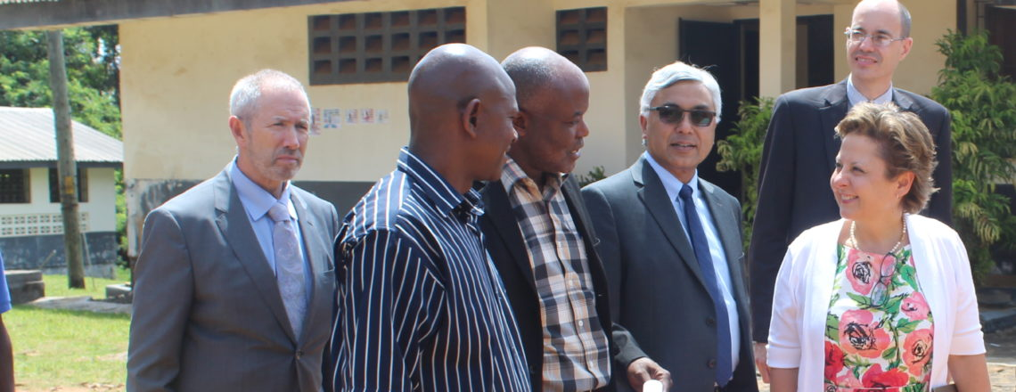 Ambassador Visit Highlights eLearning Platform at Medical School