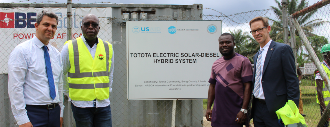 USAID Celebrates a New Model of Private Sector Electrical Service