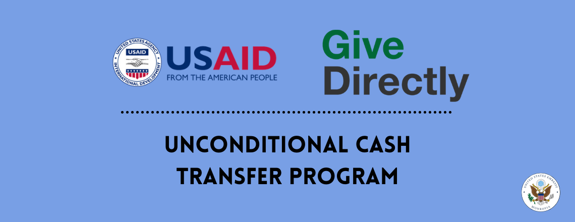 85,000 Vulnerable Liberians to Benefit from USAID Unconditional Cash Transfer