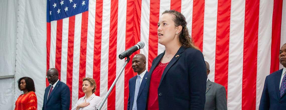 Ambassador Elder's Remarks at the 243rd Independence Day Celebration