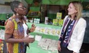 Assistant Secretary Royce's Visit to Liberia