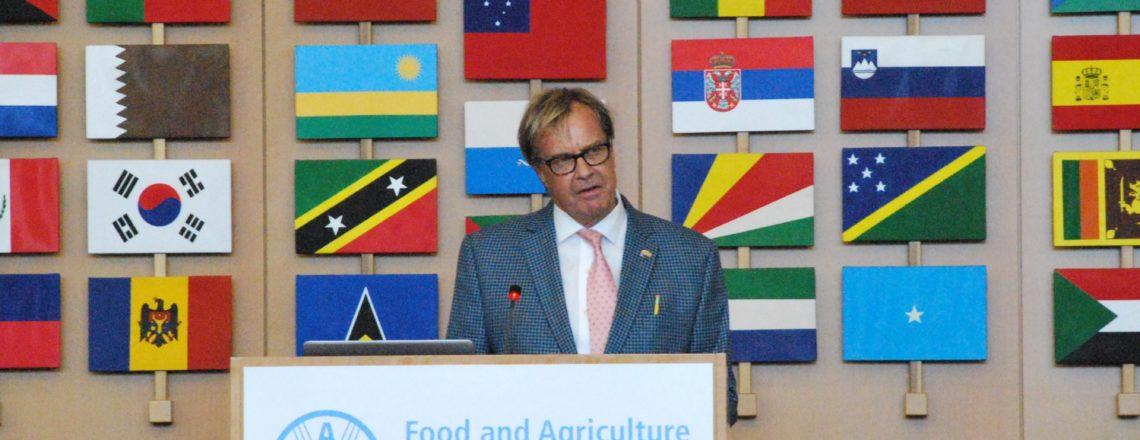 Remarks by Ambassador Kip Tom at the FAO Digital Agriculture Transformation Seminar