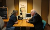 Ambassador Kenneth Hackett speaks with Vatican Radio about the Haiti earthquake relief efforts