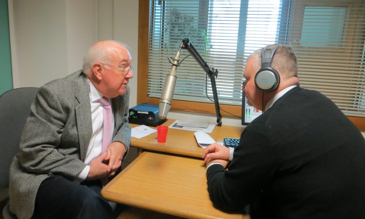 Ambassador Hackett discusses the Pope's address to the Diplomatic Corps on Vatican Radio