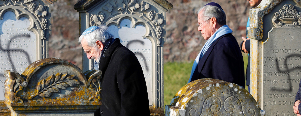 Op Ed by Ambassador Gingrich: U.S. Fighting Anti-Semitism at Home and Abroad