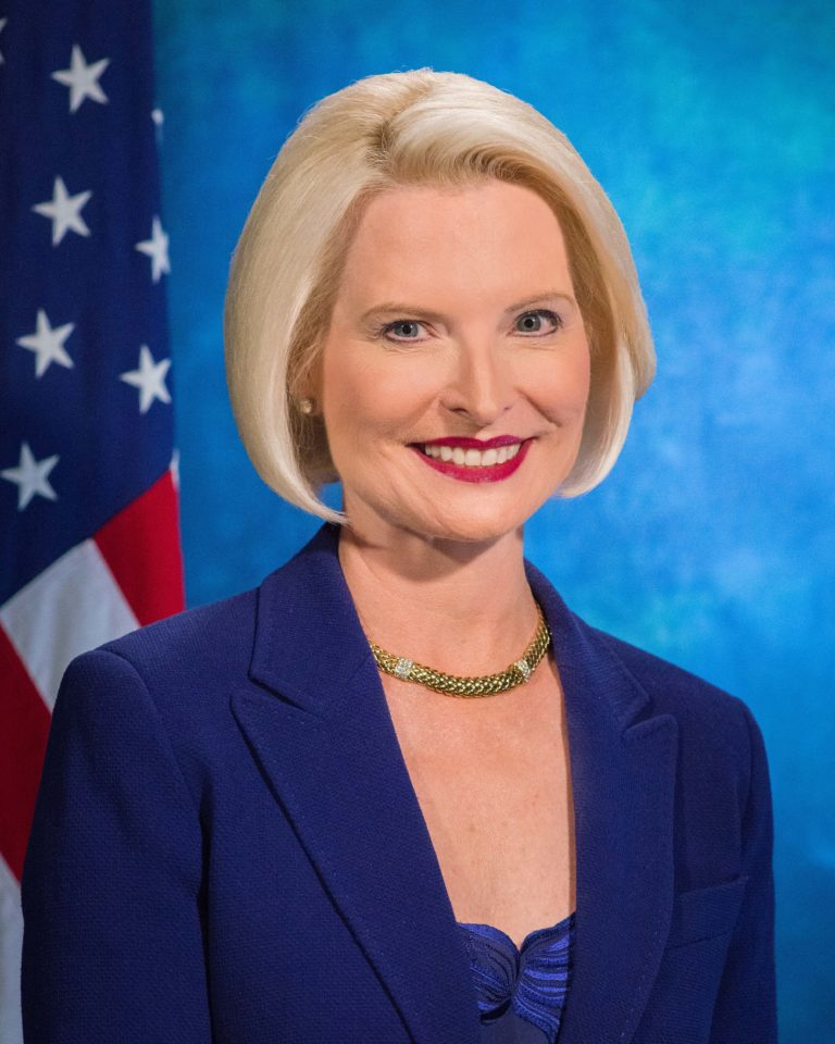 Photo of Ambassador Callista L. Gingrich