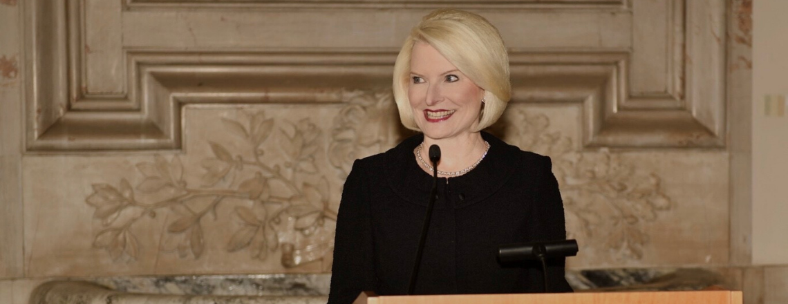 Ambassador Gingrich's Remarks at the Annual LES Thanksgiving Celebration