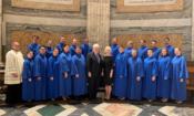 Choir reception POST