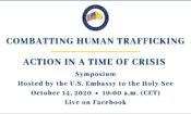 Human Trafficking Symposium Post