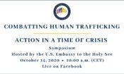 Human Trafficking Symposium Post