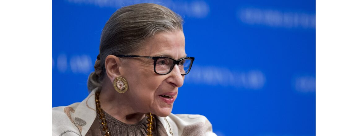 Presidential Proclamation on the Death of Ruth Bader Ginsburg
