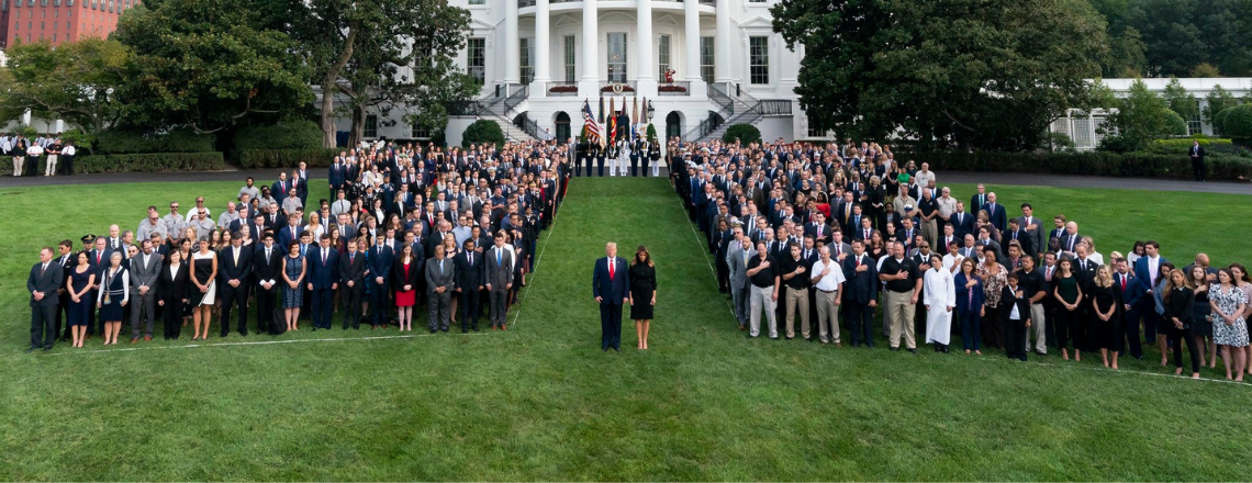 Presidential Proclamation on Patriot Day, 2019