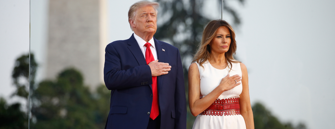 Remarks by President Trump at the 2020 Salute to America