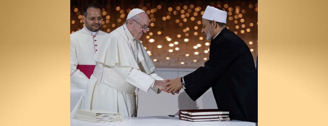DCM Bono Affirms U.S. Support for Vatican Document on Human Fraternity