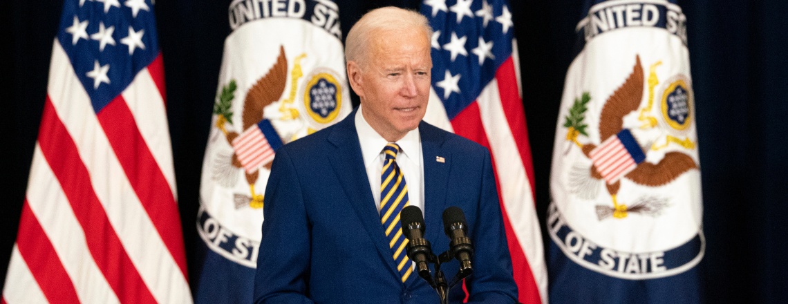 President Biden on America's Place in the World